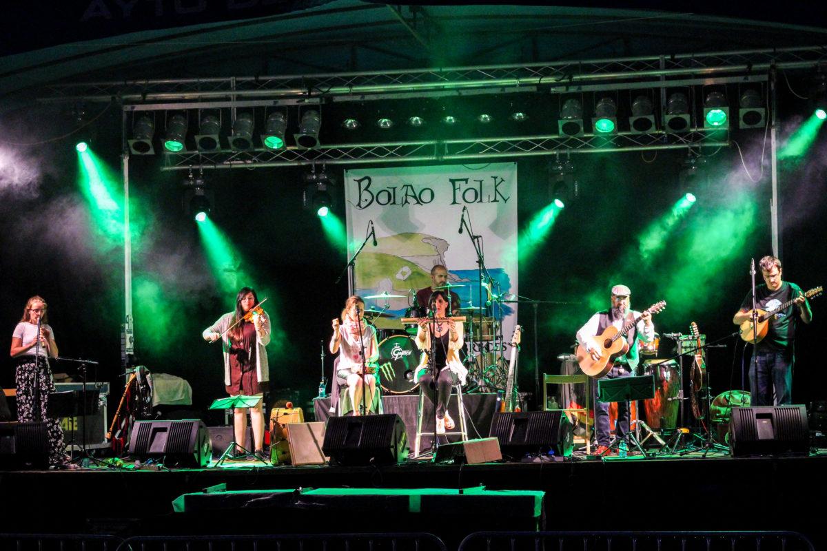 Milesios no Bolao Folk